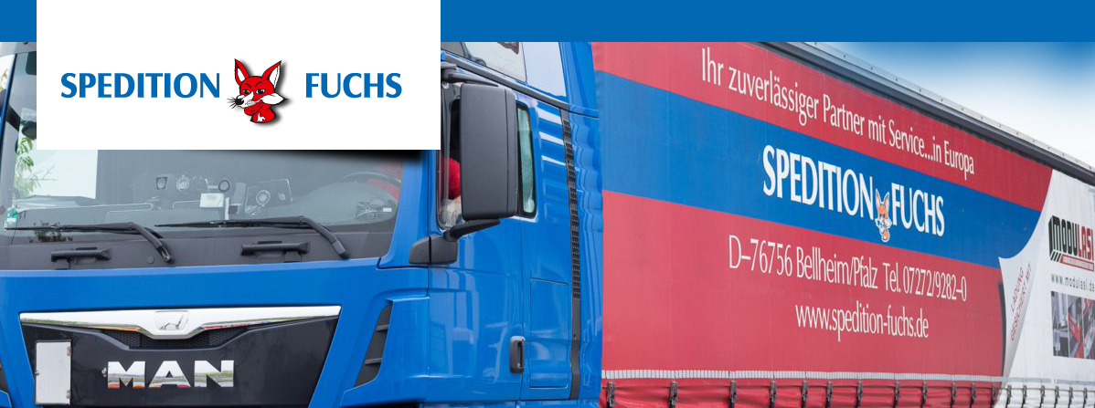 LKW Spedition Fuchs